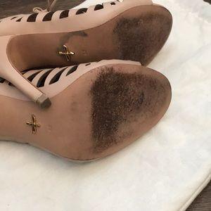 Pour La Victorie Lace Up Sandals